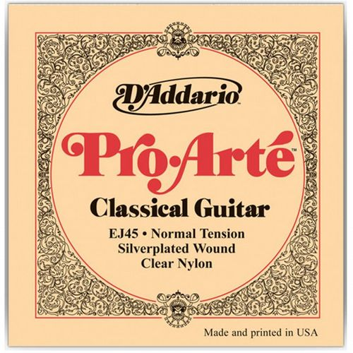 D'Addario EJ45 Pro Arte Normal Tension Classical